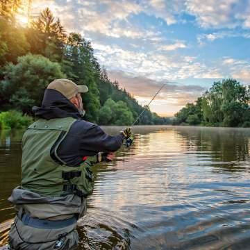 Vente d'équipements et accessoires de pêche à Arreau