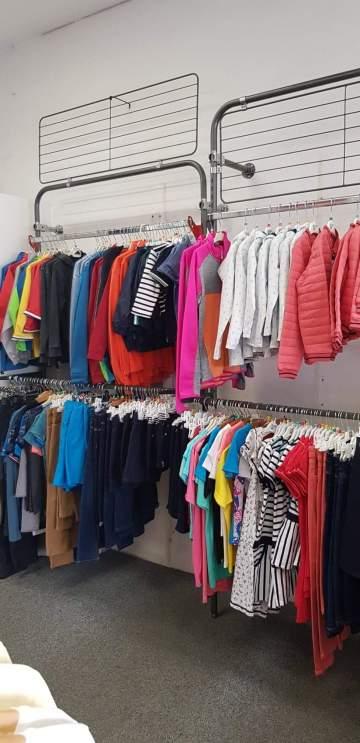 Boutique de prêt-à-porter pour enfants sur Arreau